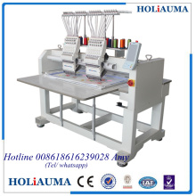 HOLIAUMA PK brother two head embroidery machine used industrial sewing machines sale
