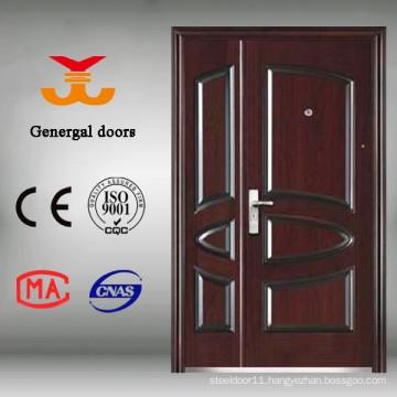 ISO9001 Corridor utility security Steel doors