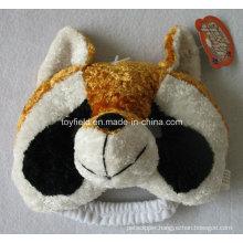 Plush Stuffed Animal Racoon Plush Mask