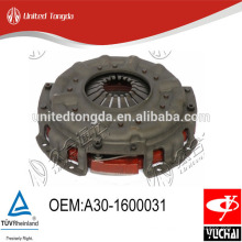 Original Yuchai engine YC4E clutch pressure plate A30-1600031 for Chinese truck