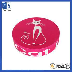 Metal Cat Food Gift Box Packaging
