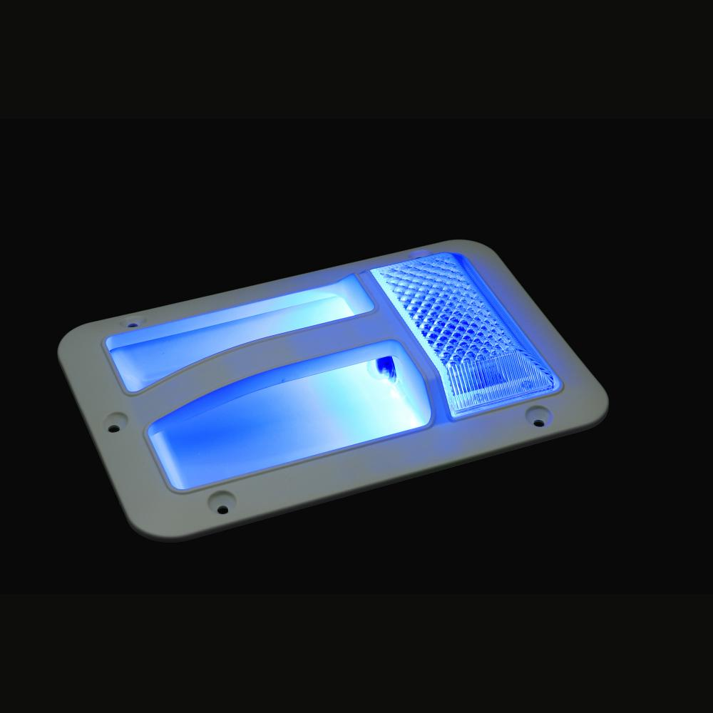 EMC Rectangular RV Door Handle Light