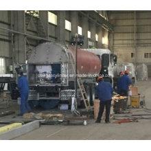 Lox, Lin, Lar 14m3 Cryogenic Liquid Tanker