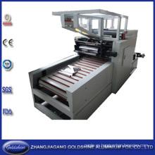 Cortadora de rollo automático aluminio hoja (GS-AF-600)