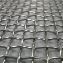 Crimped Wire Mesh for Architectural and Decorative Purposes