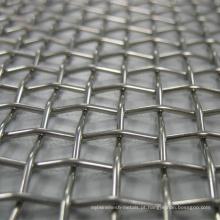 Malha de arame ondulado para fins arquitectónicos e decorativos