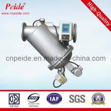 Y Tipo Filtro de agua de lavado a contracorriente para tratamiento de aguas industriales