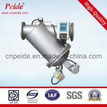 Filtro de água tipo Backwash para tratamento de águas industriais