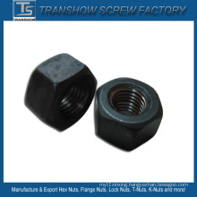 M24 Carbon Steel Black Heavy Hex Nut