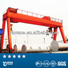 MG type cantilever Gantry Crane with Hook
