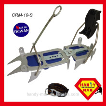CRM-10-S Stepin version Ice Traction Climbing Crampon