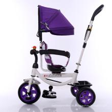 2016 heißer Regenschirm Baby Dreirad mit EVA Rädern