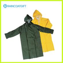 PVC Polyester PVC lange Arbeitskleidung Rpp-037