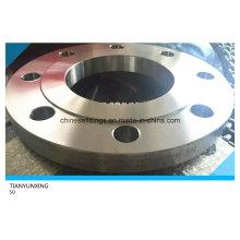 Ss304 Deslizamiento de acero inoxidable forjado en bridas