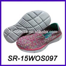 Kausal Schuhe rutschfeste Schuhsohle Material Schaum Schuh Sohle Schuh Sohle Fabrik