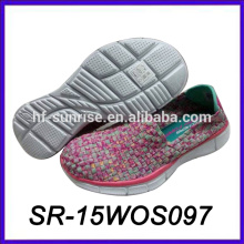 causal shoes non-slip shoe sole material foam shoe sole shoe sole factory