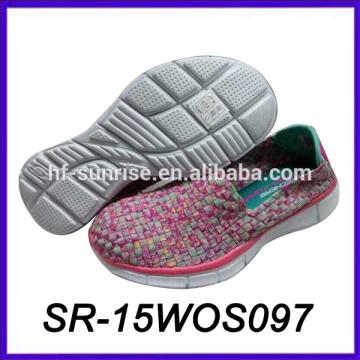 causal shoes non-slip shoe sole material foam shoe sole shoe sole factory