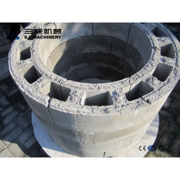 QFT12-15Pavement Ziegel, Hohlblock aus China