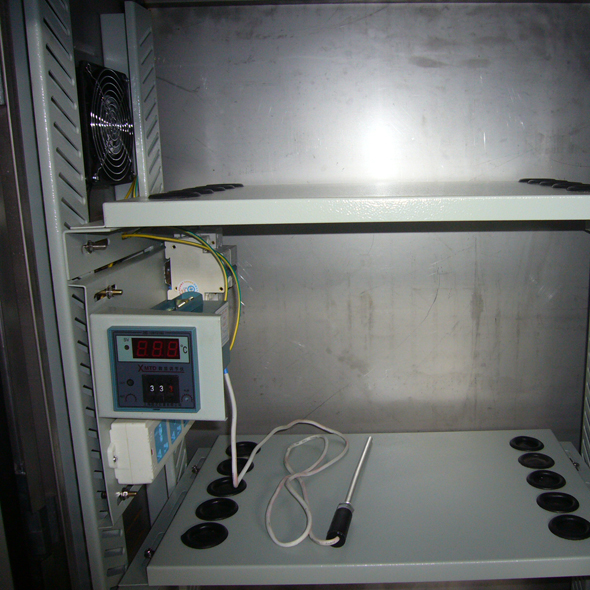 OutdoorAccess Cabinet