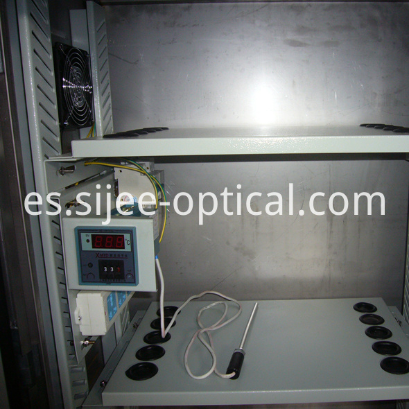 Outdoor Access Cabinet