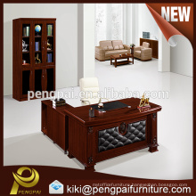 High quality MDF wooden executive office table design