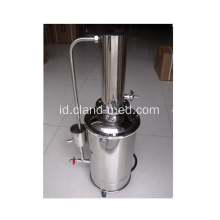 Laboratorium Penyuling Air Stainless Steel 10 Liter