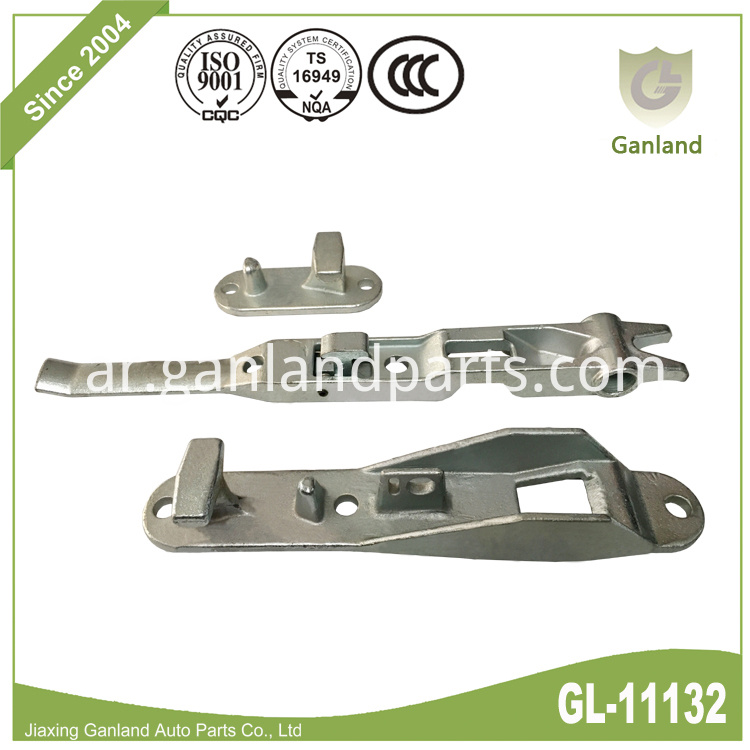 Forged Polar Door Lock GL-11132