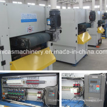 Sf8011automatic Double Head Pallet Sanding Machine for Wood