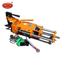 Track Construction Electric Rail Drilling machine