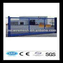 Competitive metal sliding garden gate
