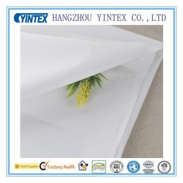 Tela de algodón cómoda de alta calidad - Blanco