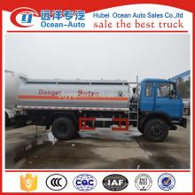 2016's neue dongfeng 12000ml Öltank Tankwagen zum Verkauf