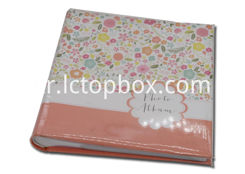 Printed photo album