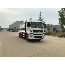 Camión a estrenar del compresor de la basura de Dongfeng LHD / RHD 18cbm