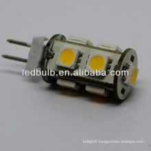9 SMD G4 bulbs boat led lights