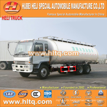 Japan technology 6x4 flour transportation vehicle 26M3 280hp 6HK1-TCSG40 engine