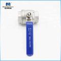 China Supplier 2-Wege-Tri-Clamp 1-Zoll-Kugelhahn