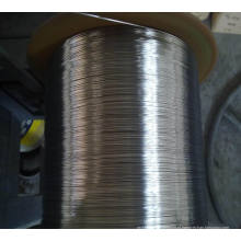 304 fio de aço inoxidável brilhante fino
