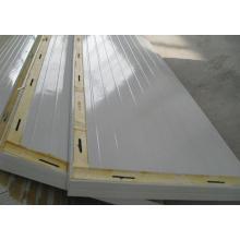 Panel de sándwich ignífugo edificio Material EPS/PU