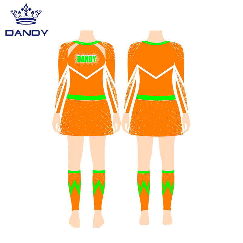 custom all star cheer uniforms