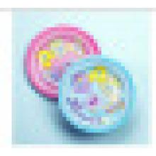 Les dernières assiettes décoratives de papier d'anniversaire, assiettes en papier de fantaisie (sp-017)