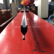 Kanal für abgehängte Decken Typ A für Trägerprofile