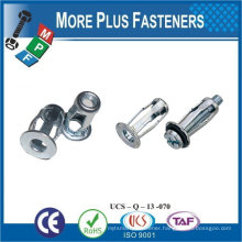 Made in Taiwan Screw Blind Jack Nut Long 5/16