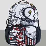Poly Print Shoulder Strap Backpack Bag, Travel Bags, Laptop Bags (HS374)