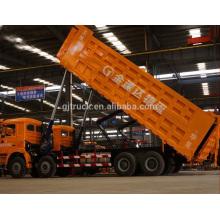 Heavy Duty Front Volquete Tipper Truck / dumper truck / tipper truck / Self loading camión volquete