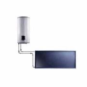 Flat Plate Solar Water Heater (NT-SMJ, Balcony Style)