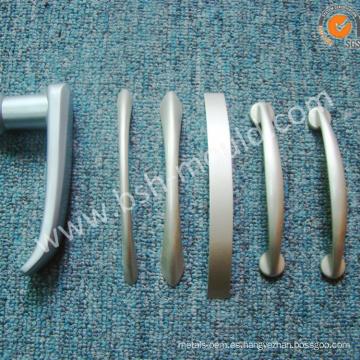 Manija de la puerta de fundición a presión de aleación de zinc OEM