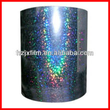 hologram metalized pet film