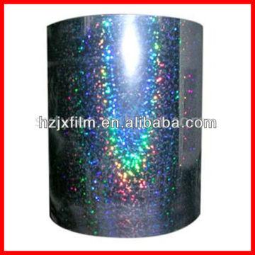 Película de petrícula metálica para fios metálicos
