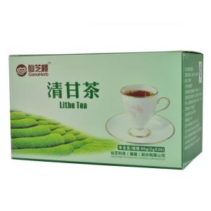 Té Herbal Saludable Qinggan Chino